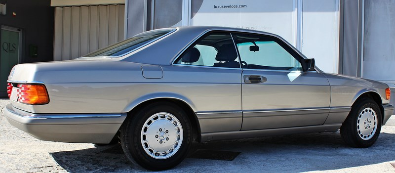 1988 Mercedes-Benz 560SEC  300HP