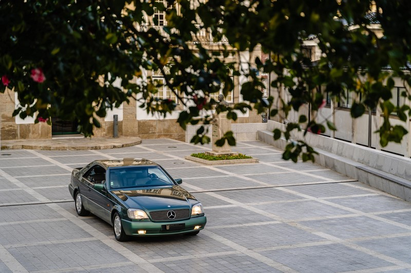 1994 Mercedes S500 Coupe